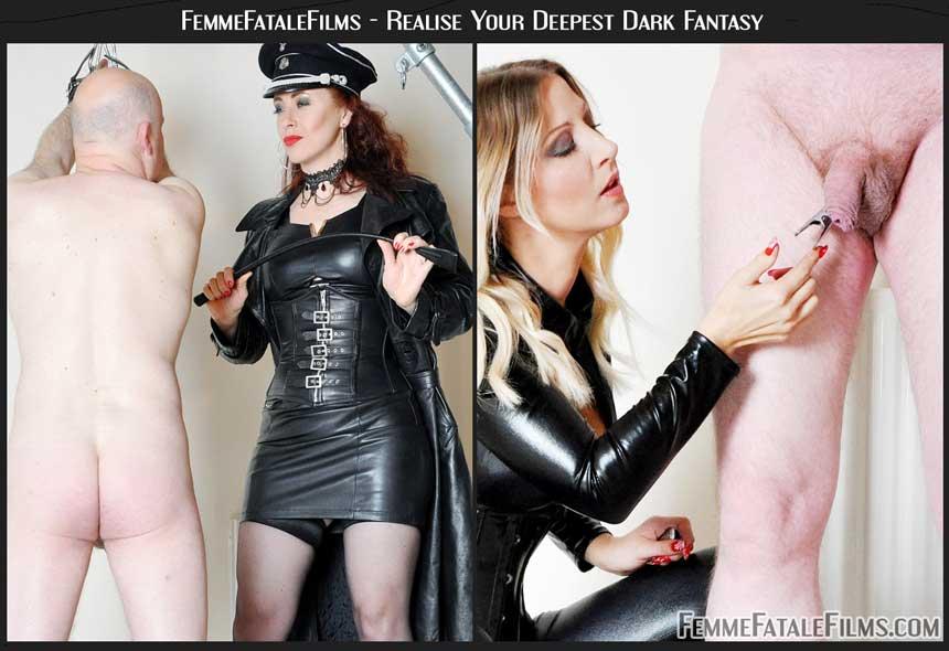 Free Fem Dom Pictures FemmeFataleFilms