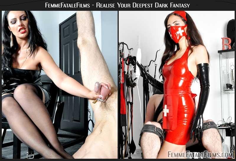 Free Fem Dom Pictures at FemmeFataleFilms